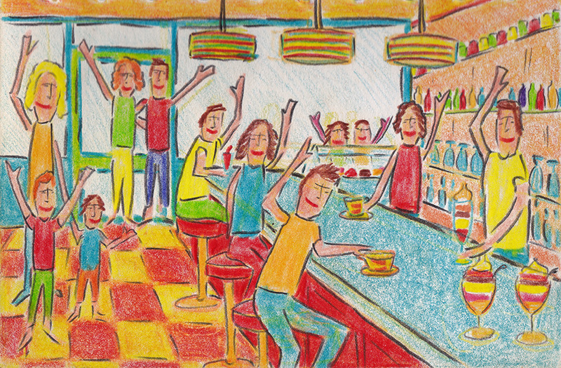 Stroud Diner