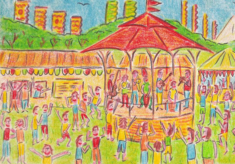 festivals Bandstand